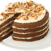 8 Slice Chateau Gateaux Swiss Carrot Cake